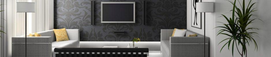 Płytki w salonie – za i przeciw